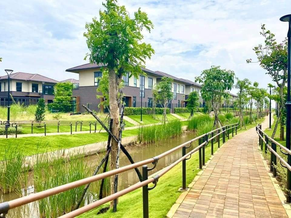 Biệt thự đơn lập Waterpoint Nam Long