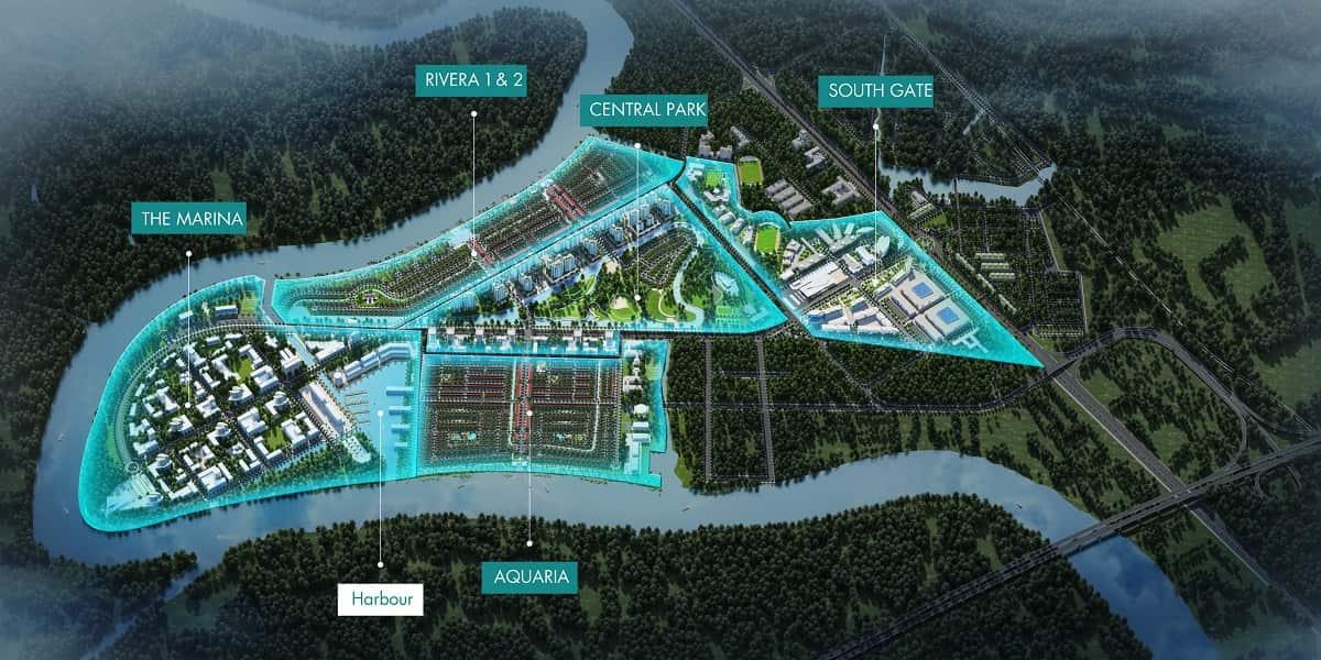 Waterpoint Nam Long - Hành trình kiến tạo cuộc sống đích thực