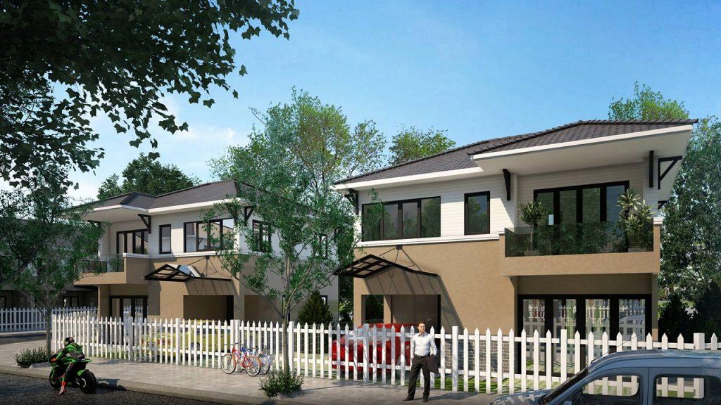 Tư vấn thiết kế nội thất dinh thự Waterpoint Nam Long