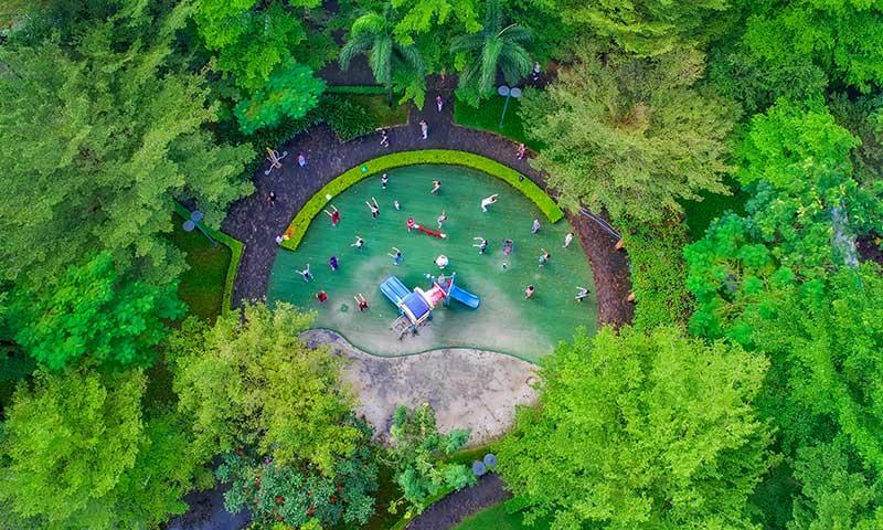 6 Công viên trung tâm