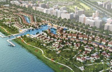 Waterpoint Nam Long - thành phố bên sông Vàm