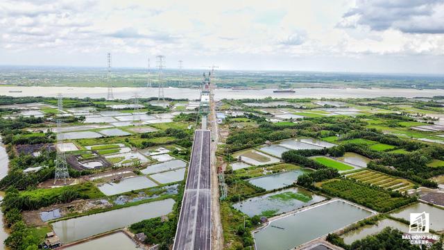 Sau khi cao tốc Bến Lức - Long Thành được kết nối thông suốt với cao tốc TP.HCM - Long Thành - Dầu Giây, cao tốc TP.HCM - Trung Lương sẽ hình thành tuyến đường cao tốc liên vùng và tạo thành một phần của tuyến Hành lang kinh tế phía Nam thuộc Tiểu vùng sông Mekong mở rộng (GMS) từ Bangkok qua Phnôm Pênh, TP.HCM - Vũng Tàu.