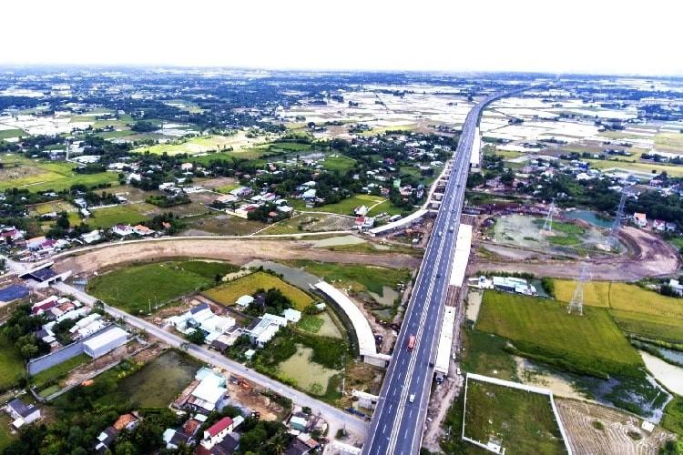 Các dự án quy hoạch giao thông đang dần hoàn thiện , hứa hẹn sẽ đi vào hoạt động trong năm 2020