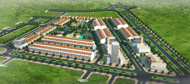 Khu dân cư Long Hội City