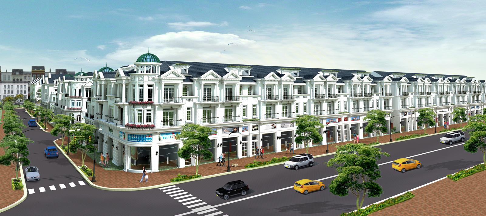 Khu dân cư Long Phú Residence