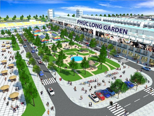 Khu dân cư Phúc Long Garden