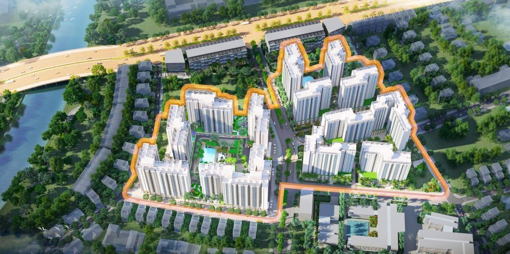 """Dự án căn hộ Akira City Bình Tân được mệnh danh là """"khu đô thị ánh sáng"""" với vị trí địa lý thuận lợi, không gian sống tiện nghi – đẳng cấp ngay tại Sài Gòn hoa lệ."""