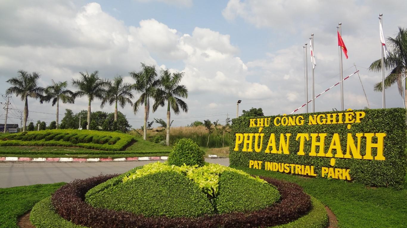 Khu công nghiệp Phú An Thạnh, Bến Lức, Long An