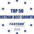 Nam Long được vinh danh [ TOP 50 ] doanh nghiệp tăng trưởng xuất sắc 2019