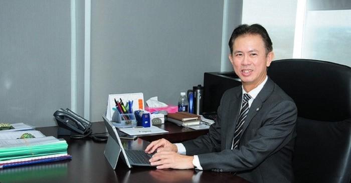 Ông Chu Chee Kwang - Tổng Giám đốc Công ty Cổ phần đầu tư Nam Long