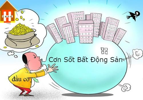 """Khi nào """"bong bóng"""" bất động sản sẽ vỡ?"""