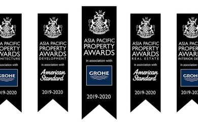 LIXIL Asia Presents Asia Pacific Property Awards.