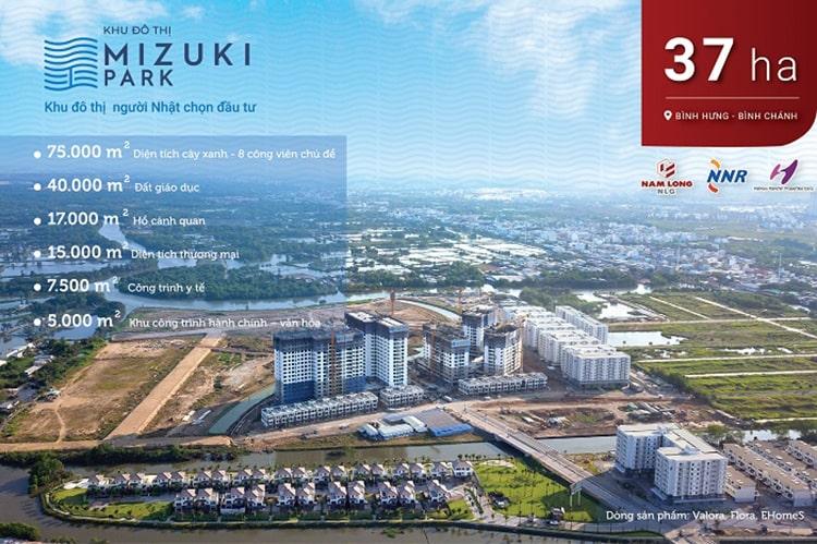 Dự án Mizuki Park – Khu đô thị Người Nhật chọn đầu tư