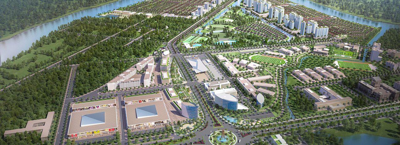 Thông tin dự án Waterpoint Nam Long  – Đô thị Việt phong cách Nhật