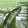 Phối cảnh một góc dự án Waterpoint của Nam Long đang được các đối tác trong và ngoài nước muốn mua đứt.
