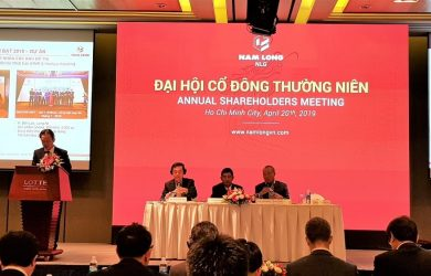 Đại hội cổ đông thường niên của Nam Long Group