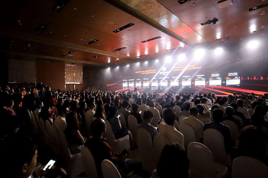 Hơn 3000 người đã quan tâm và tham dự sự kiện Nam Long Day 28/03/2019