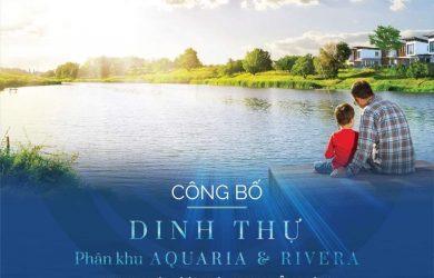 Nam Long công bố dinh thự phân khu Aquaria và Rivera