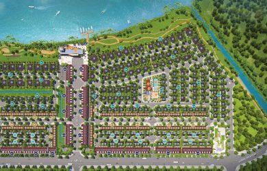 Dự án Waterpoint Nam Long phân khu RIVERA 1