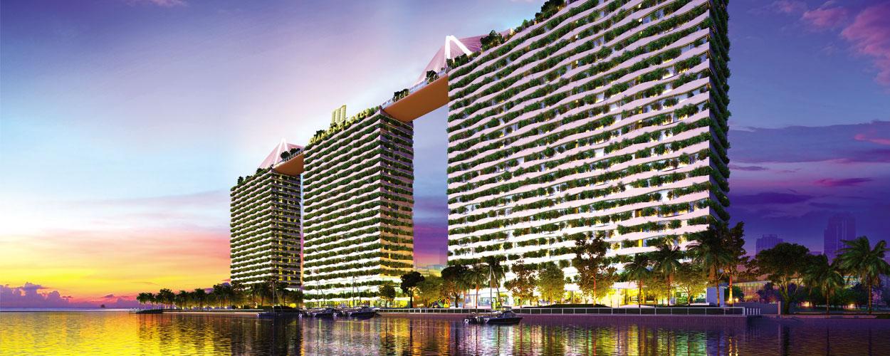dự án Diamond Lotus Riverside