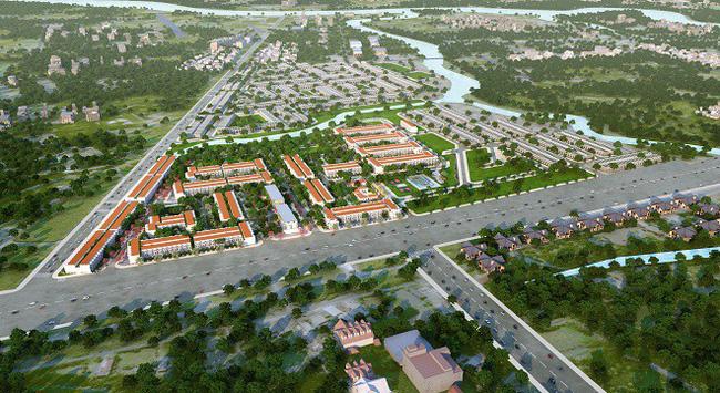 Tiềm năng đất nền ven thành phố