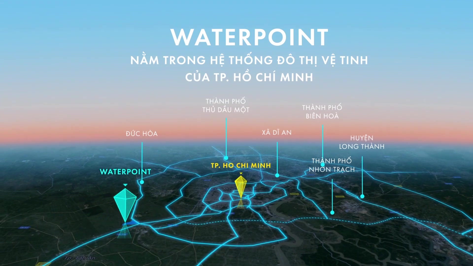 Dự án Waterpoint Nam Long
