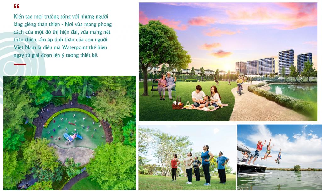 Nguyên tắc thứ hai: Tạo ra một cộng đồng dân cư văn minh, thân thiện