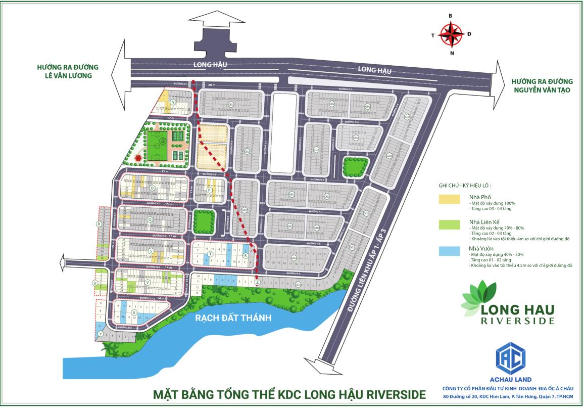 Dự án Long Hậu Riverside