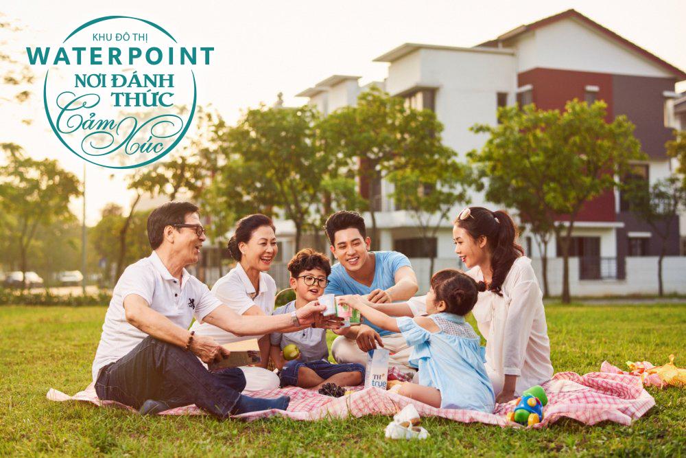 Waterpoint - Chốn dừng chân cho những người con xa quê