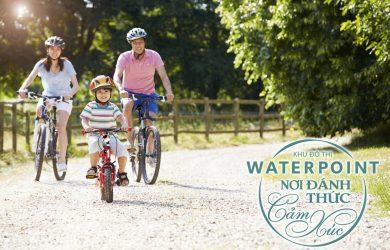 Tổ ấm nhỏ, Gắn kết lớn tại dự án Waterpoint Nam Long