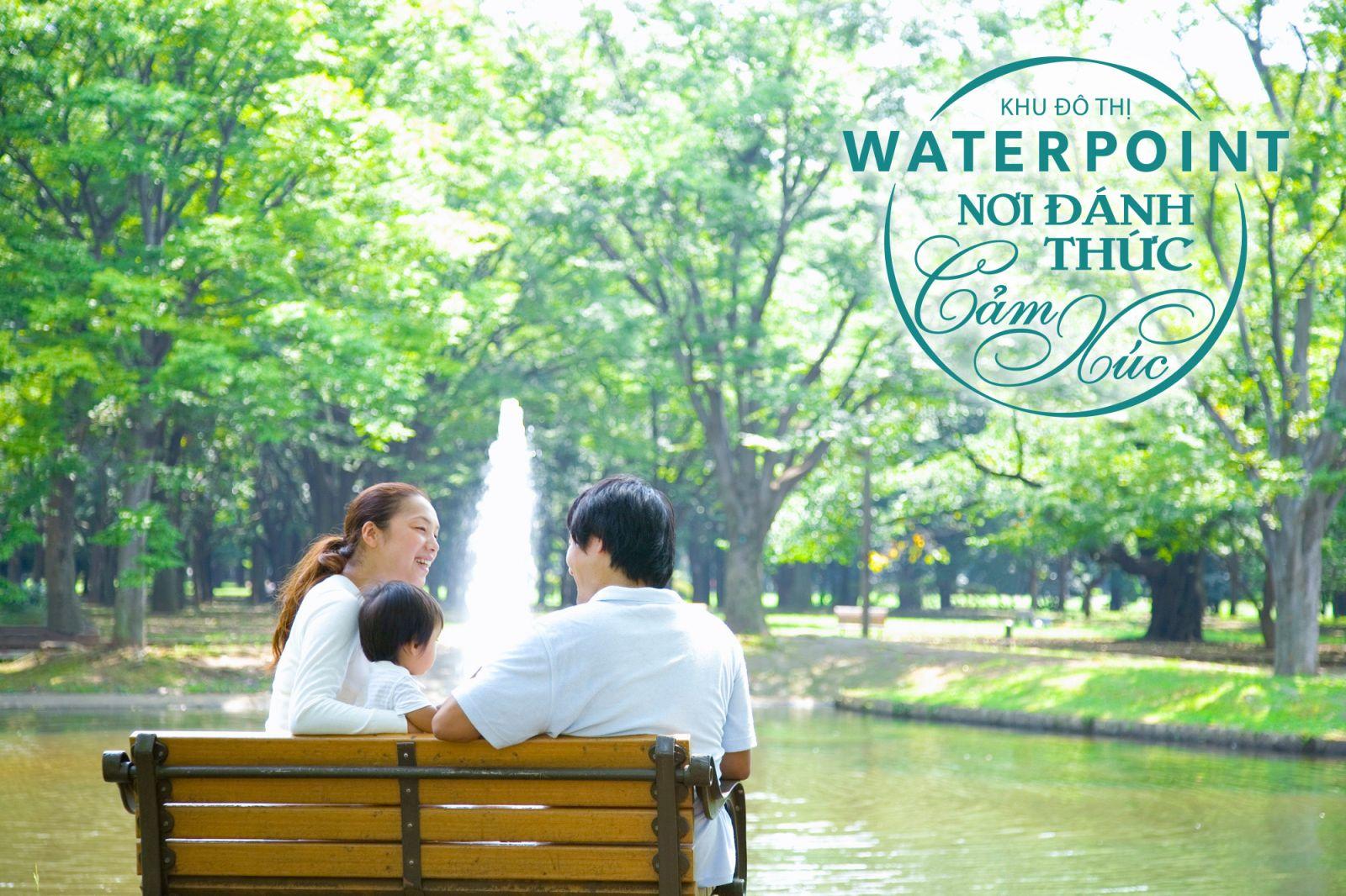 Waterpoint Nam Long - Ở nơi yên bình đến kỳ lạ