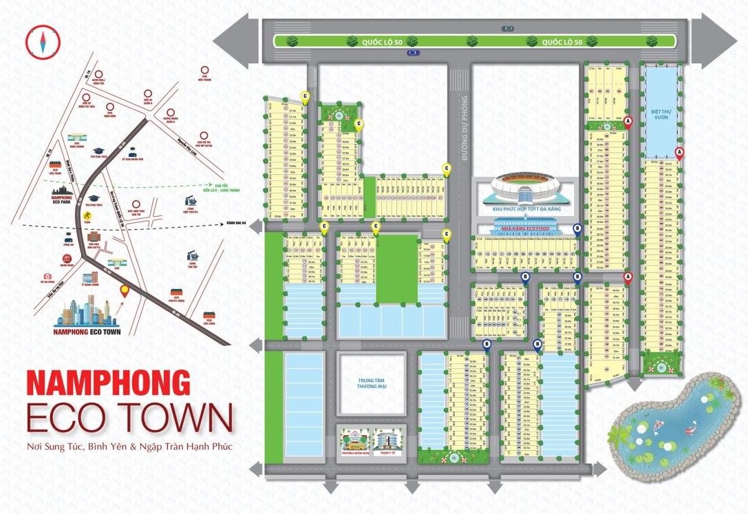 Dự án Nam Phong Eco Town