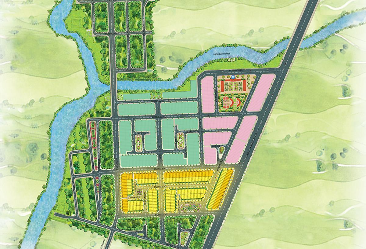 Dự án TT Millennia City