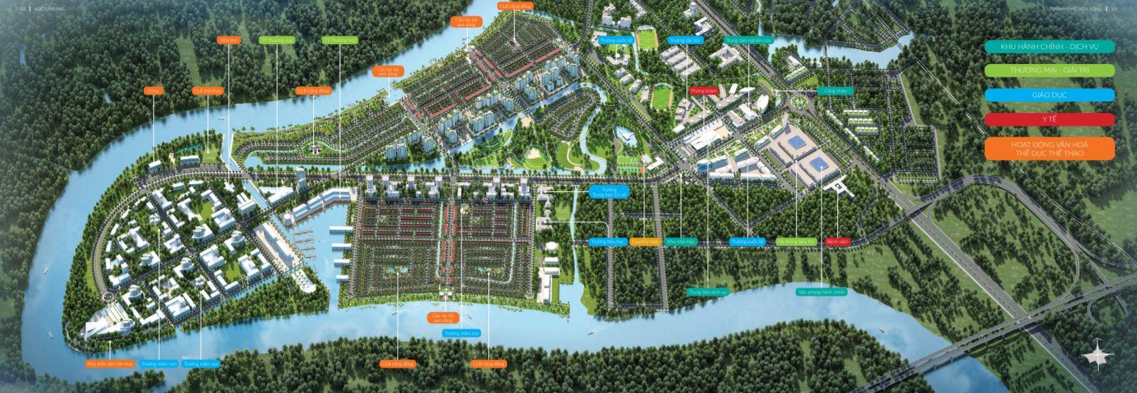 Waterpoint đạt chuẩn môi trường sống chất lượng quốc tế