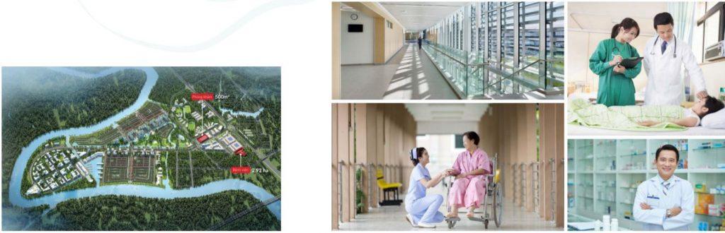 Hệ thống chăm sóc sức khỏe toàn diện (3ha)