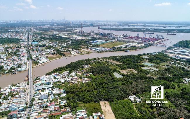 NÚT GIAO THÔNG ĐƯỜNG THỦY HUYẾT MẠCH TỈNH LONG AN: Ngã 3 sông Vàm Cỏ Đôn