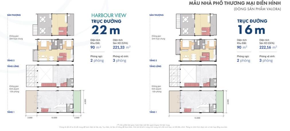 Hình ảnhnhà phố thuộc khu phức hợp nhà ở và thương mại cao cấp Aquaria