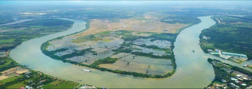 Đô thị mới ven sông Vàm Cỏ Đông - Waterpoint của chủ đầu tư Nam Long
