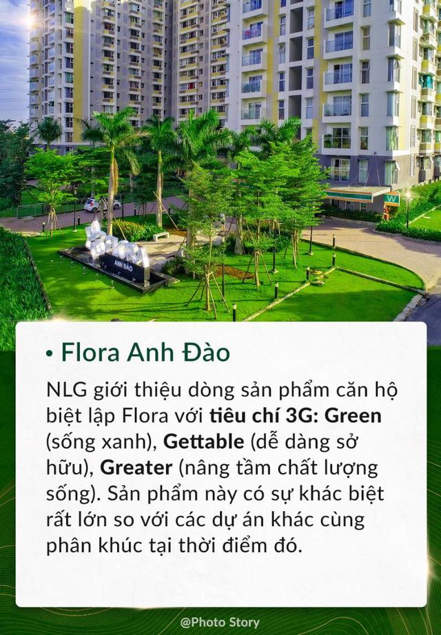 dự án Flora Anh Đào