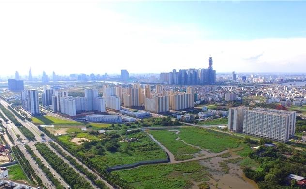 HĐND TP.HCM đã thông qua tờ trình của UBND về giá đất đô thị. Mức giá này không thay đổi so với giai đoạn 2014 – 2019.