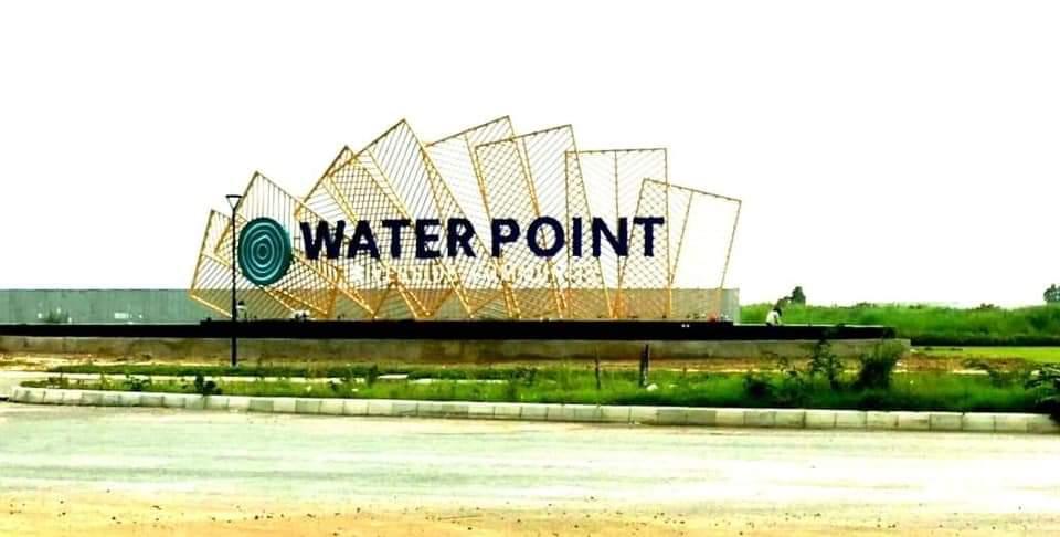 Cổng chào dự án Waterpoint Nam Long