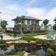 Thiết kế nhà phố vườn dự án Waterpoint