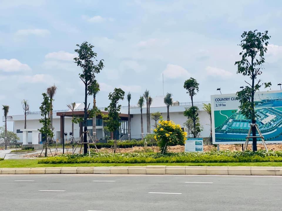 Cảnh quan dự án Waterpoint Nam Long