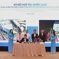 Nam Long ký kết thỏa thuận hợp tác chiến lược với Keppel Land