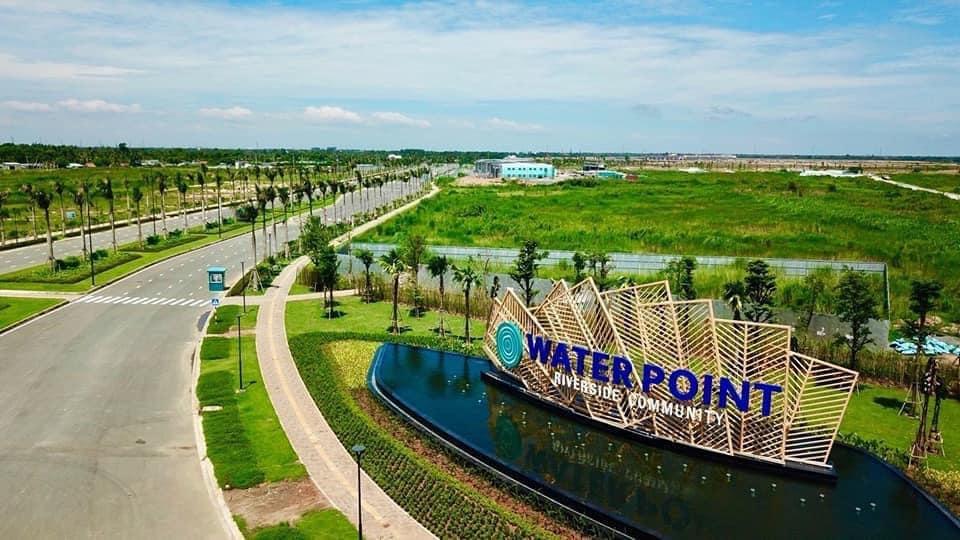 Khu đô thị Waterpoint Long An