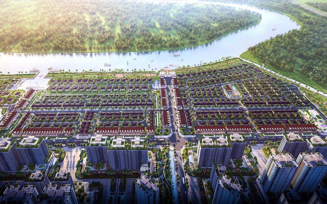 Rivera - Phân khu của tinh thần thiên nhiên khoáng đạt tại Thành phố bên sông Waterpoint