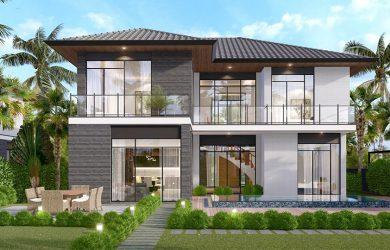 Hình ảnh mẫuRiverfront Grand Villa