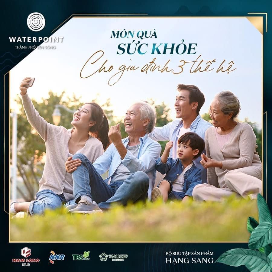Món quà sức khỏe cho gia đình 3 thế hệ theo cách của giới thương lưu
