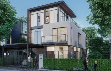 Grand Villa mẫu 1 dự kiến