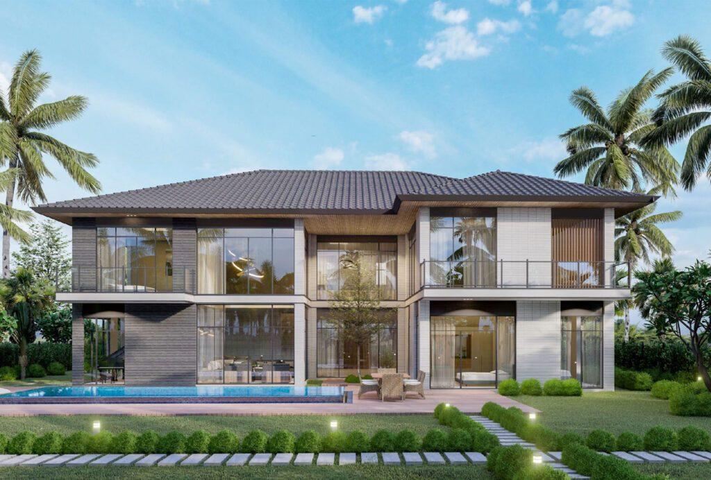 Grand Villa mẫu 6 dự kiến